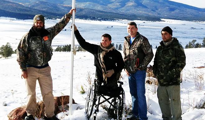 Mountain Top Safari Elk Hunt