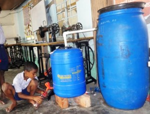 Water filter New Hope school2